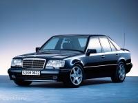 Обвес на Mercedes-Bens 124