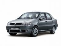 Обвес на Fiat-albea
