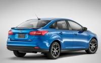 Спойлер на Ford Focus 3 (2015-н.в)