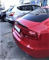 Спойлер на Audi A5