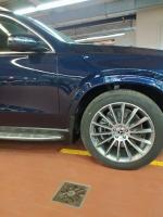 Брызговики на Mercedes-Benz GLE 2019 (Комплект)