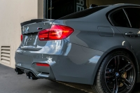 Спойлер на BMW 3 series-F30 в стиле M4