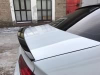 Спойлер на Audi A4 B8