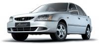 Обвес на Hyundai Accent