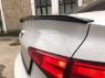 Спойлер на Audi A4