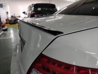 Спойлер на Mercedes-Benz C-class W204 (AMG)
