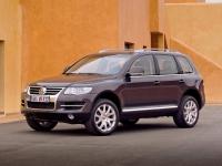 Обвес на Volkswagen Touareg