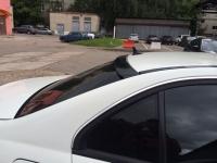 Спойлер на стекло на Mercedes-Benz E-class W212