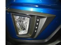 Накладка на противотуманные фары на Hyundai Creta