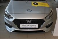 Обвес на Hyundai Solaris 2017