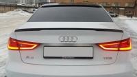 Спойлеры Audi A3