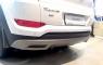 Диффузор на Hyundai Tucson