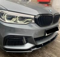 Юбка переднего бампера (Сплиттер) на BMW G30