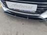 Накладка на передний бампер на Hyundai i40